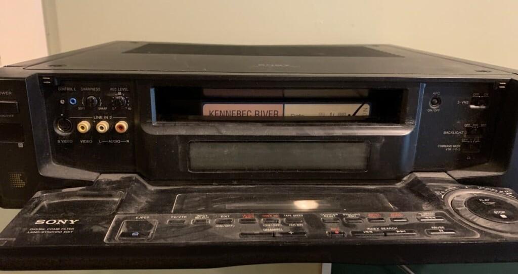 Sony SLV R1000 VCR