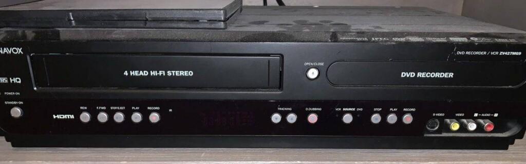 VCR DVD Recorder